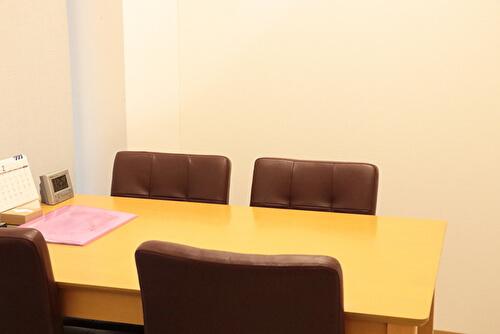 フレイアクリニック新宿カウンセリングルーム