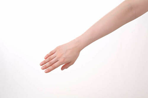 腕の医療脱毛の回数の目安